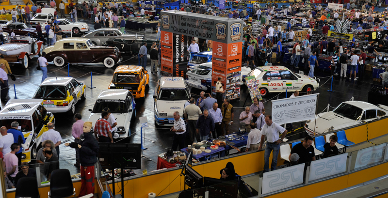 Feria del vehiculo clasico ciudad de oviedo 2013